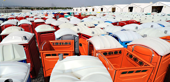 Champion Portable Toilets in Flower Mound, TX